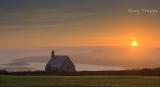 Llandecwyn sunset
