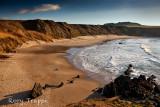 Whistling sands - Aberdaron