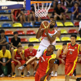 Malaysia National Basketball League 2012