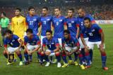 Malaysia vs Laos