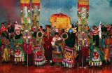 Tibetan & Qiang Ethnic Cultural Performance, Jiuzhaigou (Aug 06)