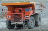 Peabody Energy (Somerville Mine) - Euclid R170 Dump