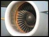 Boeing C-17 Engine Bell Intake