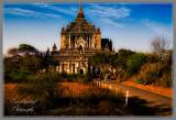 Tallest Pagoda in Bagan