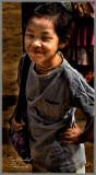Burmese Sassy Girl