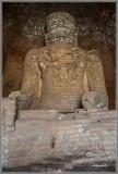 Brick Buddha