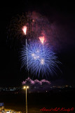 Oman National Day fire works Show 2012