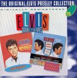 'Spinout / Double Trouble' ~ Elvis Presley (CD)