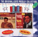 'Kid Galahad/Girls,Girls, Girls' ~ Elvis Presley (CD)