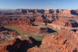 Dead Horse Point and Colorado River
