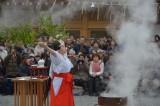 Yu-tate Kagura at Jonangu-Shrine Kyoto