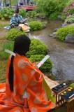 kyokusui no Utage at Jonangu shrine Kyoto