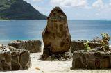 0781 Hawaiki Nui Monument in Fare