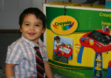 My Grandson's 2nd Birthday!