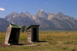 Outhouse View