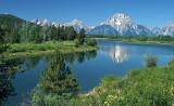 Teton Reflection