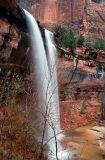Lower Emerald Pool Falls