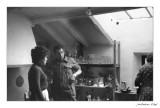 Conversant a la cuina. Coratxà. 1973