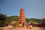 Ten Thousand Buddhas Monastery, Sha Tin