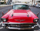 1957 Chevy Bel Air at the Tropicana Hotel