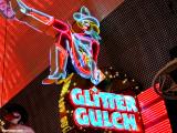 Kickin' it at Glitter Gluch