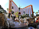 Pirate Ship at Treasure Island