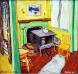 My Studio, 1935