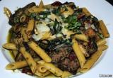 Steak &Pesto Pasta