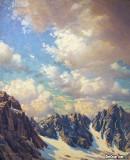 Glacier Palisades, High Sierra