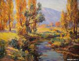 Autumn Glory, Benjamin Brown (1865-1942)
