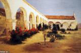 Facade of Mission San Juan Capistrano