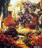 Flowers, Capistrano MIssion