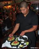 Our Guacamole Chef at El Adobe de Capistrano.