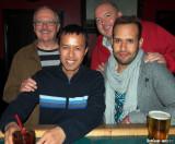 Dan, Cesar, Mike, Joey