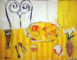 Yellow Still Life, 1958