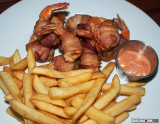 Bacon Wrapped Shrimp