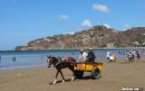 Bay of San Juan del Sur, Nicaragua