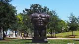 Fernando Botero's Male Torso