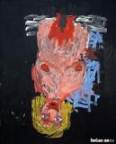 Madchen Ruckwarts II, 1987