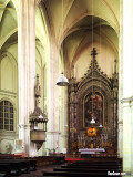 Sanctuary and Alter of Minoritenkirche