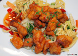 Spicy Chile Chicken with Noodles