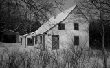 DSC04933 - Thimble Cottage B&W