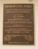 Bishop City Park
