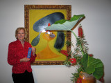Bragging Rights - Art in Bloom 2013