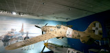 An Italian WW-2 Airplane
