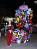 Marianita globos