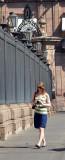 Turista Catedral Morelia