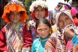 Beautiful Peruvian kids