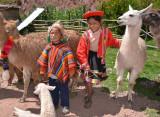 Niños Valle Sagrado Cusco