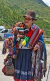 Cholita Pisac